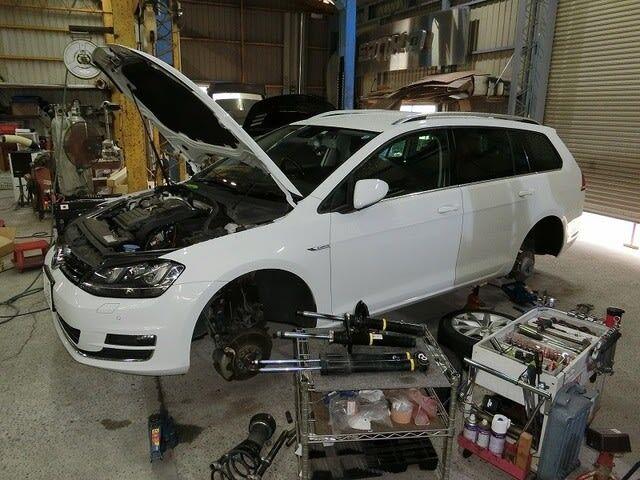 VW ゴルフヴァリアント・S660・FDシビック・ジェイドRS