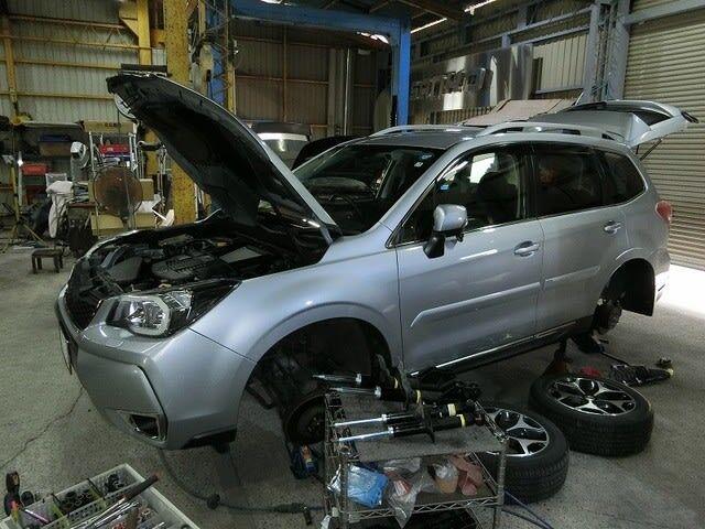 SJフォレスター ・ BSアウトバック ・ RCオデッセイ4WD ・ フィットHV