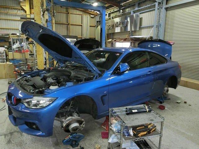 BMW 420i  ・ RCオデッセイHV ・ ヴェゼルHV ・ スバルR2