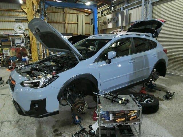 スバルXV ・ ルノートゥインゴ ・ ストリーム