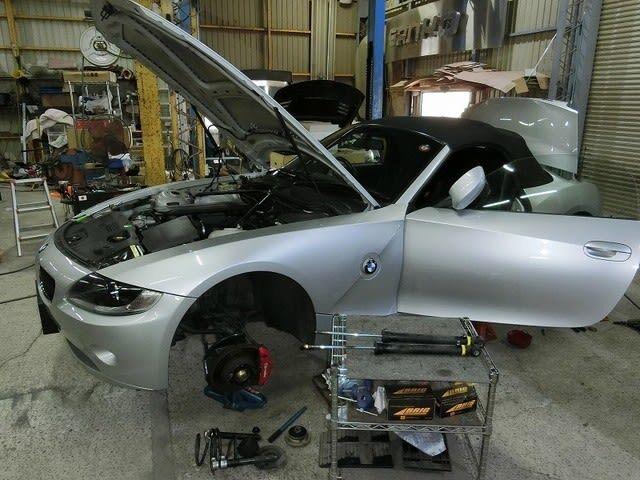 BMW Z4 ・ SJフォレスター ・ ノートeパワー