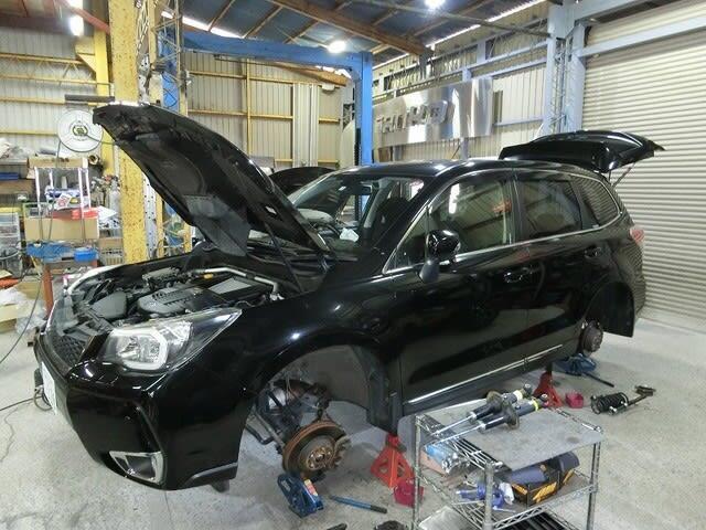 SJフォレスター ・ ジューク ・ BMW118i