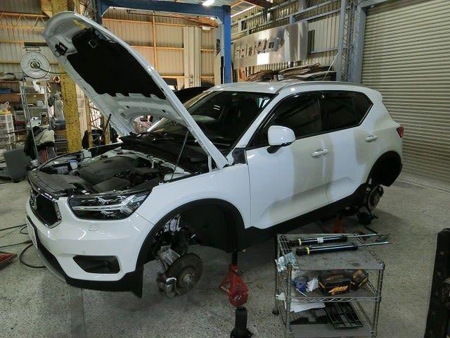 VOLVO XC40 ・ N-BOX ・ CFアコードワゴン