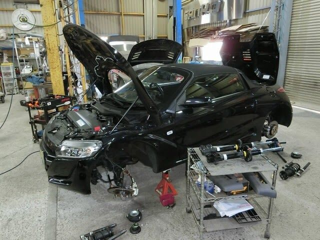 HONDA S660 ・ SJフォレスター ・ アウトランダーPHEV ・ BMW130i