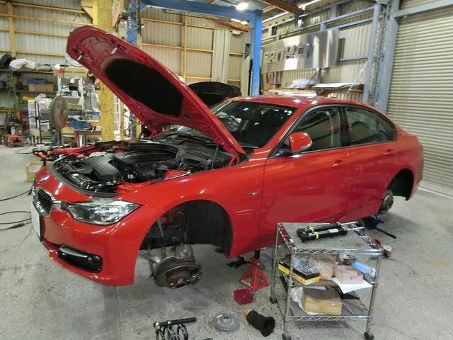 BMW320dスポーツ Xdrive ・ BMW X5 Xdrive