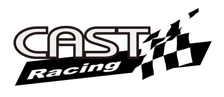 CAST RACINGサイトがオープンしました