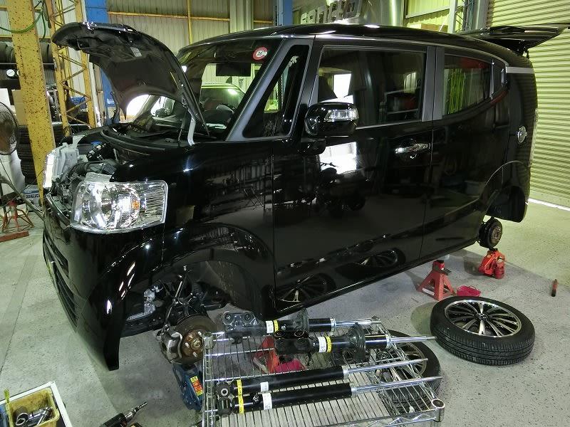 ■N-BOX ・ SJフォレスター ・ RCオデッセイ ・ キャラバン福祉車両
