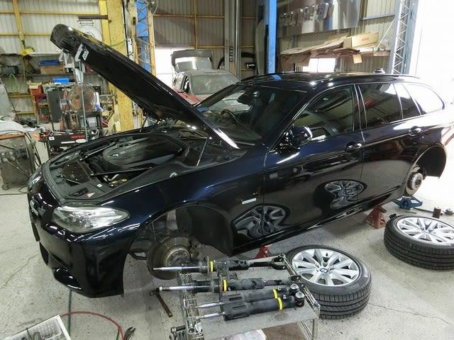 ■BMW 520d  BMW MINI