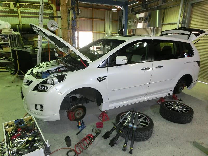 ■MPV 仕様変更 ・ 横浜のNeoTuneSHOP T-STLYE AUTO SALES