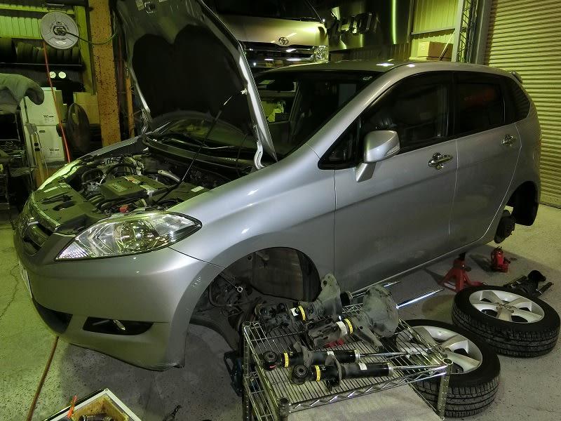 ■エディックス4WD ・ エヴリィワゴン