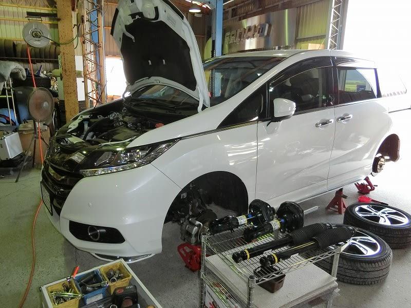 ■オデッセイRC1 ・ エスティマ4WD ・ デミオ ・ MPV ・ イスト