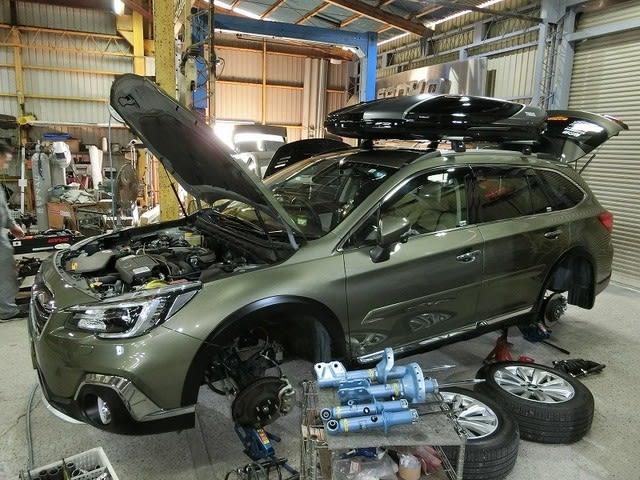 ■BSアウトバック・32エクストレイル・ハイエース4WD・フィットHV・RBオデッセイ・セフィーロ