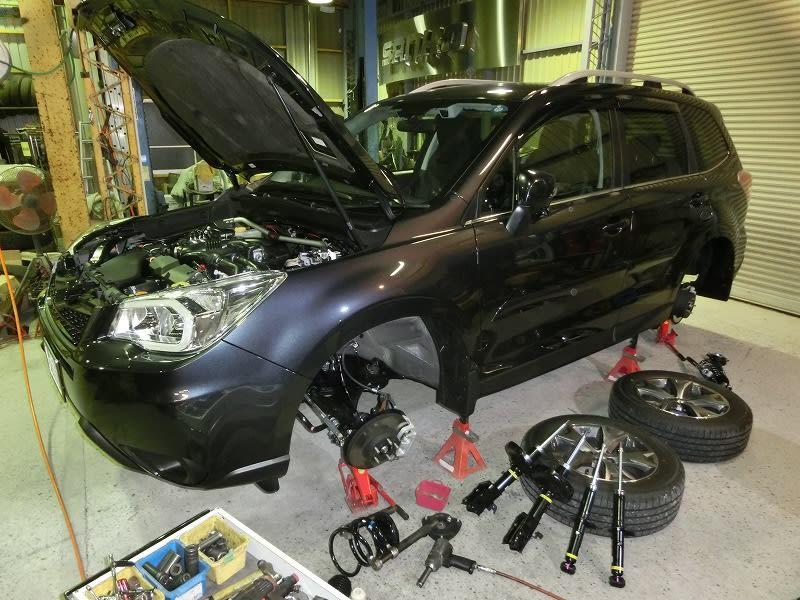 ■フォレスター ・ RCオデッセイ ・ ステップワゴン ・ フィット ・ アイシス