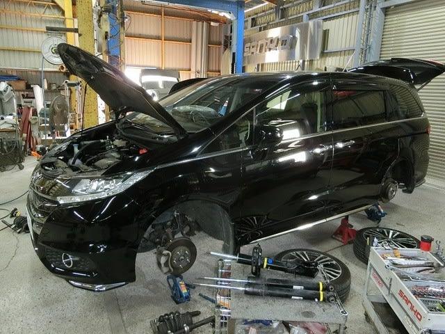 ■RCオデッセイ・50プリウス・フリードHV・ムーブキャンバス・サンバー4WD