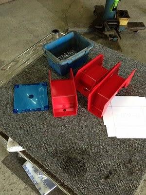 ■ハイエース Cノッチ取付、、猛暑の中マフラー溶接加工でプチ脱水っ!!