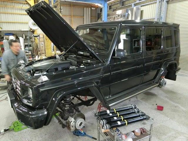 ■メルセデスベンツG350d・BMW640グランクーペ・N-BOX・エヴリィキャンパー